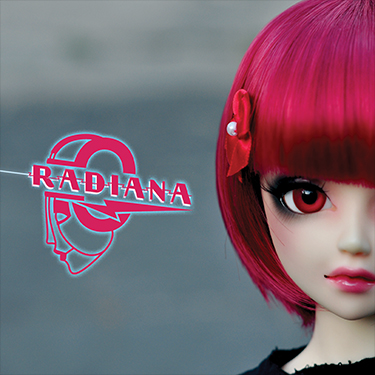 Radiana Front Page Button